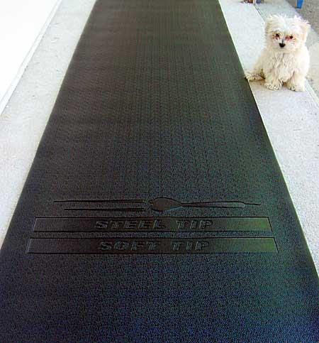 Dart Board Floor Mat Floor Matttroy