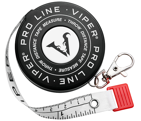 Throw Line Ruler