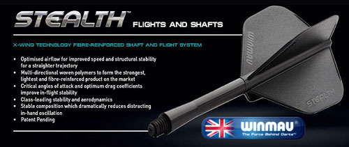 Winmau Stealth systems